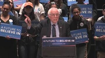 Sanders: N.Y. Primary Not an Example of Democracy - NBC News