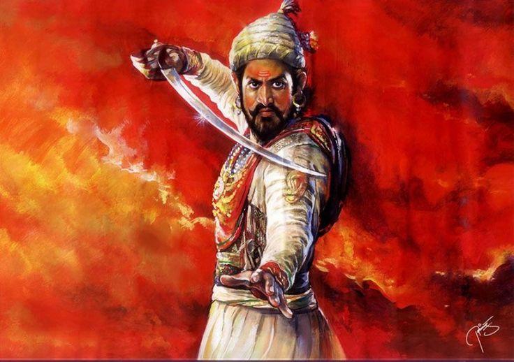 Sivaji Maharaj: Life Of Shivaji Maharaj