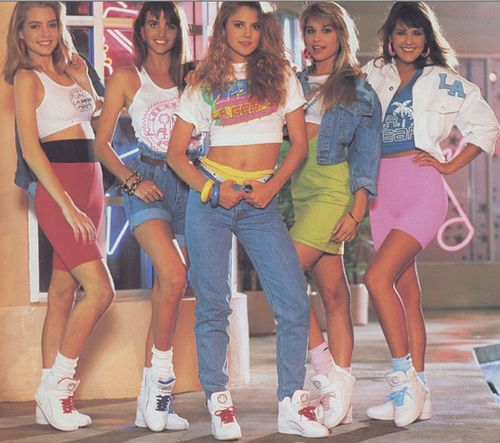 80s Fashion Trends Tumblr s style