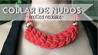videos de collares tejidos - YouTube