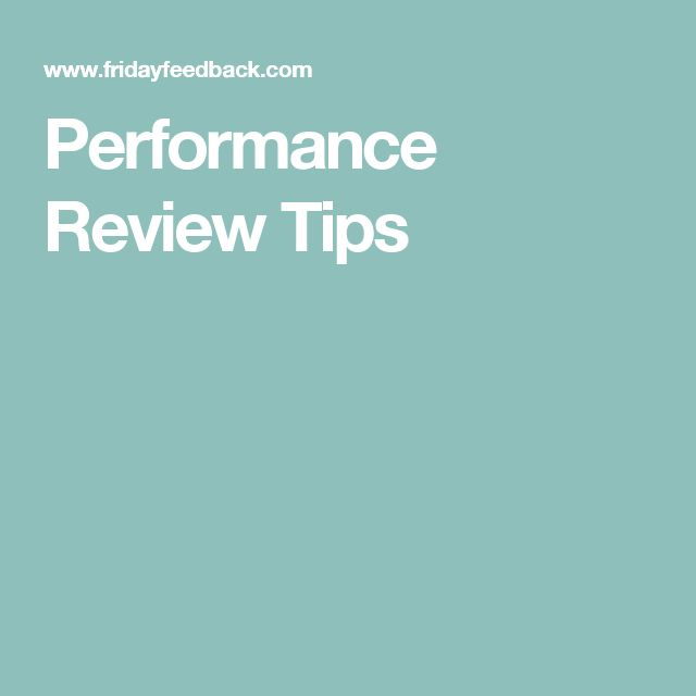 8 best Employee evaluation images on Pinterest Performance - employee performance review example