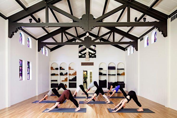 Yoga Space NW , Portland, 2012 - Jessica Helgerson Interior Design