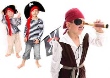 Die schönsten Ideen für den Motto Piraten-Geburtstag: Von der Einladung bis zum Geburtstagsspiel ...