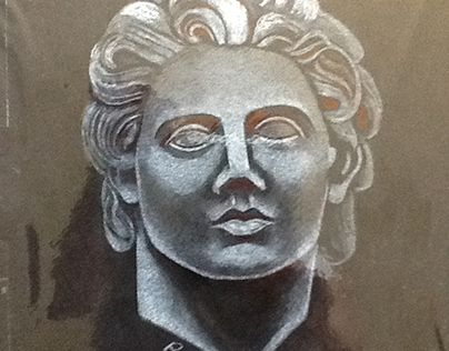 """Check out new work on my @Behance portfolio: """"Chalk drawing"""" http://be.net/gallery/52754301/Chalk-drawing"""