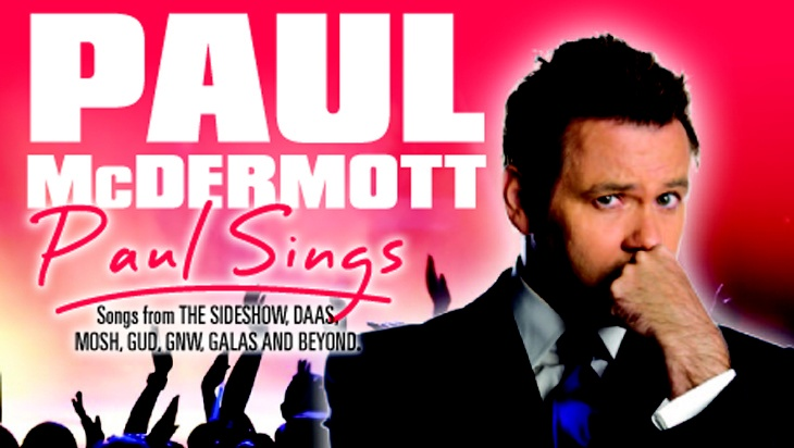Paul Sings, Paul McDermott | Melbourne International Comedy Festival 2013