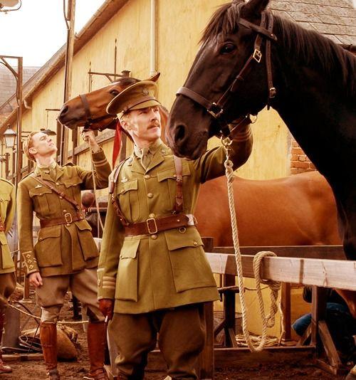 Benedict cumberbatch in war horse