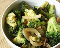 Cantinho Vegetariano: Brócolis à Moda Oriental (vegana)