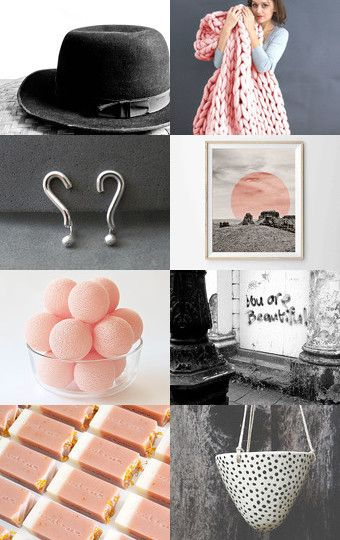 #Pink....you are beautiful! by Honorata Gwizdala on Etsy--Pinned with TreasuryPin.com