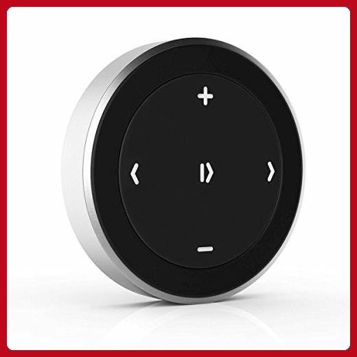 Satechi Bluetooth Button Series (Media Button) for iPhone 7 Plus/7/6 Plus/6/5S/5C, iPad Pro/Air 2/Air/Mini/3/2/1, Samsung Galaxy S8/S7/S6,Note 4/Edge/Pro/Tab Pro, Google Nexus 9 and more - Home smart home (*Amazon Partner-Link)