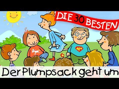 Der Plumpsack Geht Um Lied