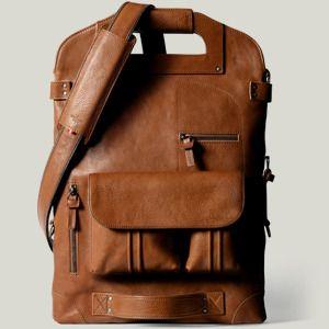 Hard Graft laptop bag
