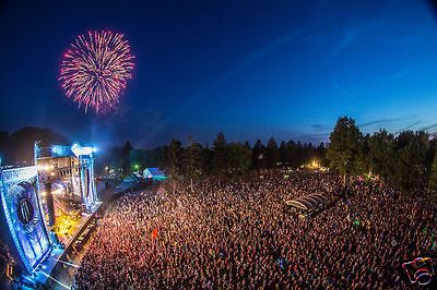 Electric Forest Tickets
