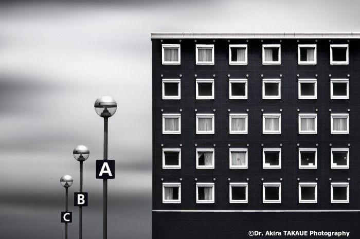 建築写真家・ファイアートフォトグラファー Akira TAKAUE (アキラ・タカウエ) による都市風景・建築写真 : Ph.D. | Architect | Multiple Int'l Award-Winning Architectural FineArt Photographer