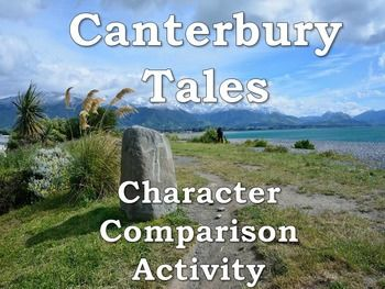 canterbury tales modern pilgrim A map tour of the frame narrative of the canterbury tales quotations of  the  narrator suggests that each of the pilgrims tell tales as they journey to canterbury  and forth  the shipman knows every inlet in this region of modern-day  france.