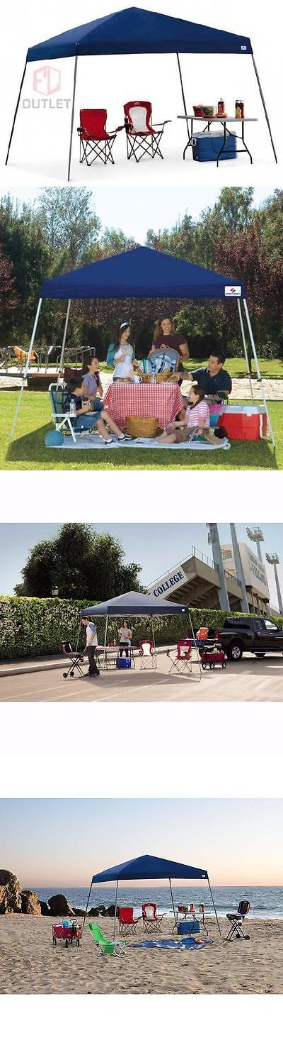 Canopies and Shelters 179011: Instant Canopy Tent 12X12 Outdoor Pop Up Ez Gazebo Patio Beach Sun Shade Camping -> BUY IT NOW ONLY: $64.95 on eBay!