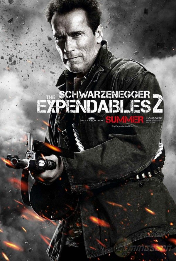 The Expendables 2                                                                                                                                                                                 Plus