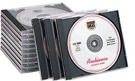 Series 3000 Ambience I Sound Effects Library   Sound Ideas