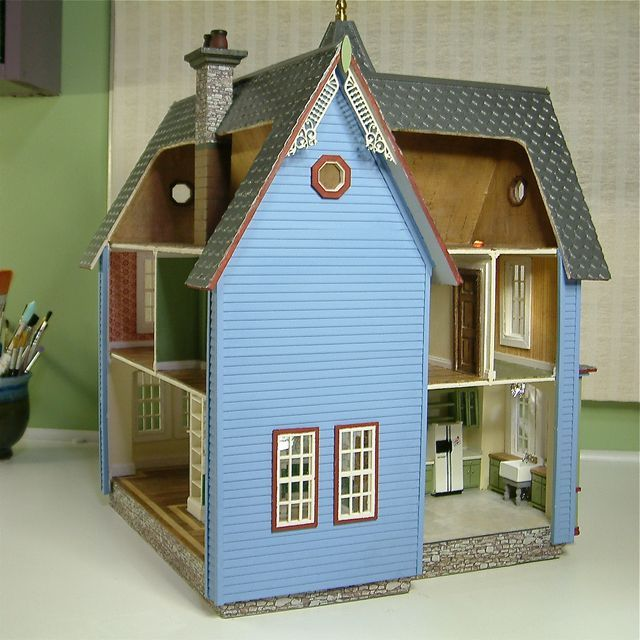 Greenleaf Fairfield Dollhouse