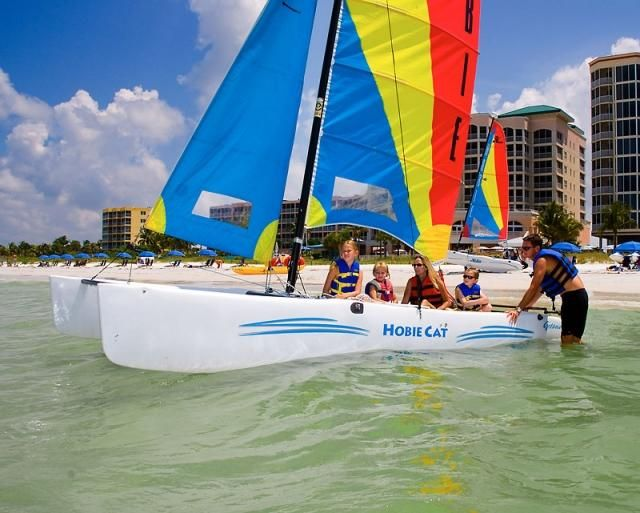 Hobie Cat Rentals Fort Myers Beach