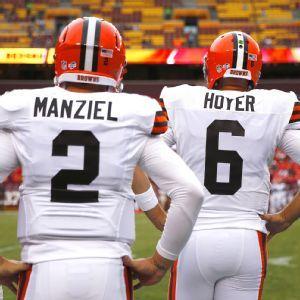 Brian Hoyer to start for Browns - ESPN #Browns, #BrianHoyer, #Manziel