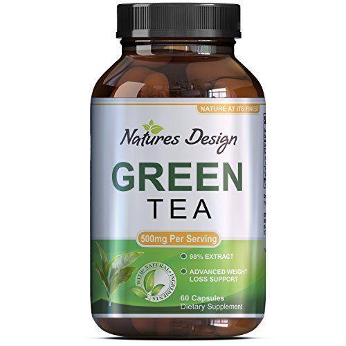 Green tea weight loss pills