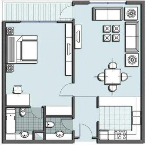 Les 63 meilleures images à propos de planos op sur Pinterest 2D - Faire Un Plan Interieur De Maison Gratuit