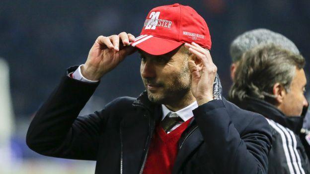 Josep Guardiola y su alucinante número de títulos como entrenador en Barcelona y Bayern Munich