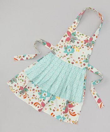 Cute aprons via Zulily