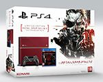 Playstation 4 Metal Gear Solid V: The Phantom Pain Bundle Limited Edition