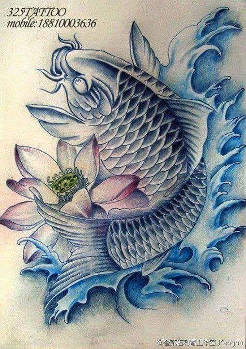 315 best images about koi on pinterest koi fish tattoo for Koi carp art