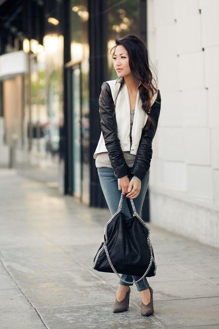 love the helmut  lang jacket