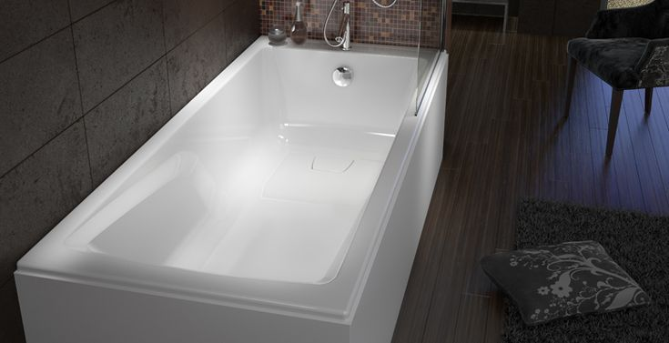 Baignoire rectangulaire SYLENE | Allibert France