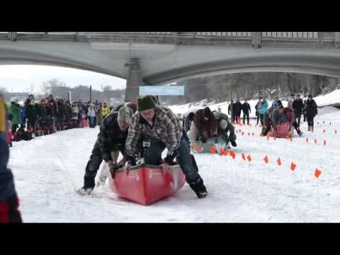 About – Canoe Winter Racing