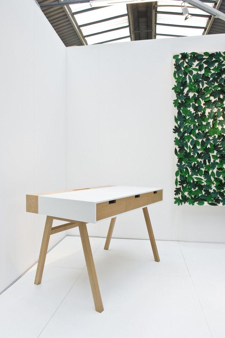 Rechteckiger Schreibtisch Mit Schubladen WRITING DESK   Design By Nico
