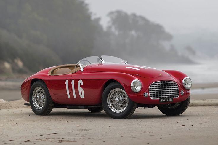 1950 Ferrari 166 MM Barchetta – Uncrate