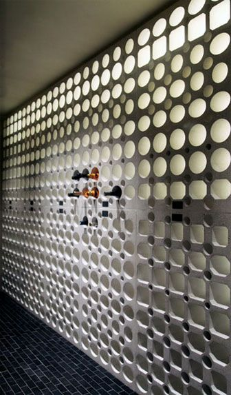 Now this is what I call a wine cellar - Oso Industries - Concrete Wine Wall