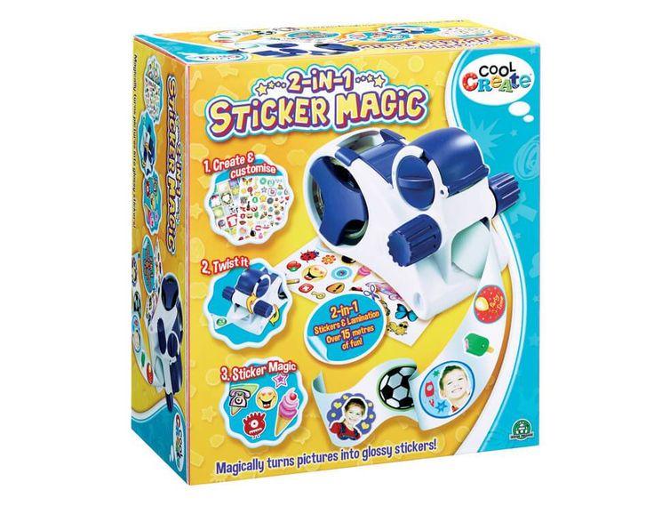 Sticker Magic Pack box