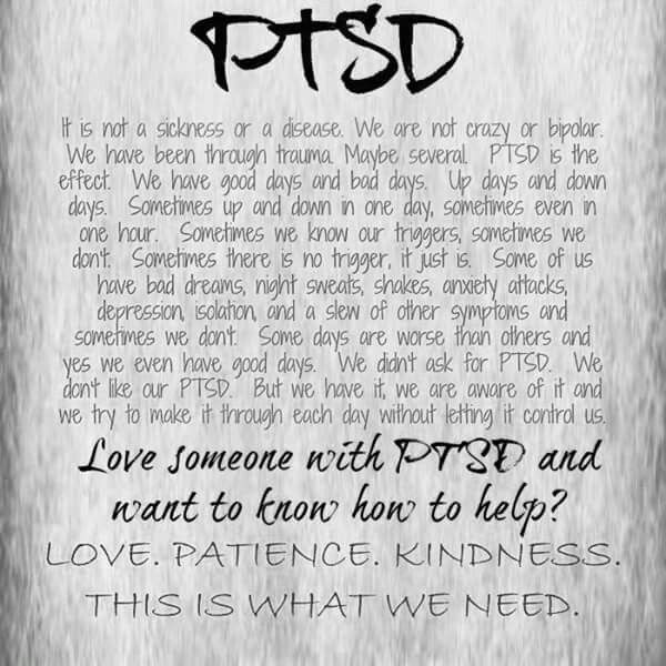 1000+ images about PTSD on Pinterest | Anxiety, Night ...