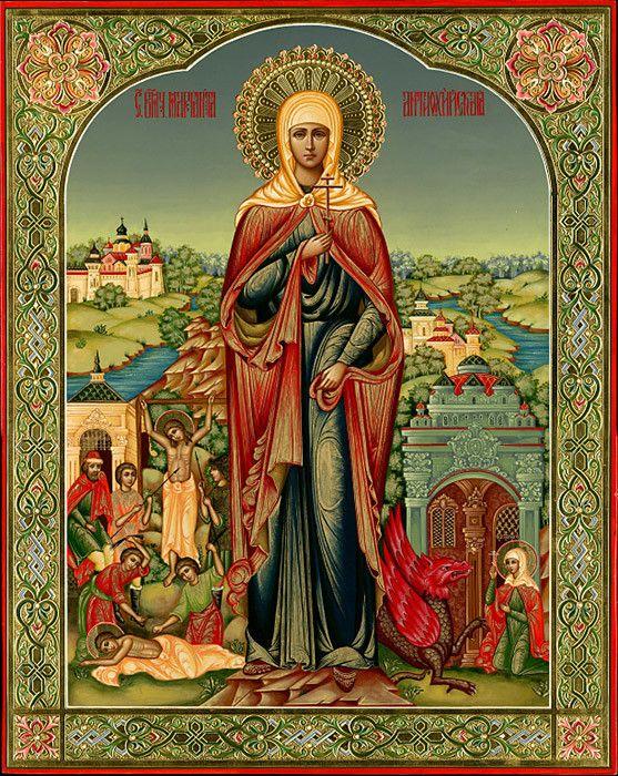 Подвиги святой равноапостольной Нины, кратко