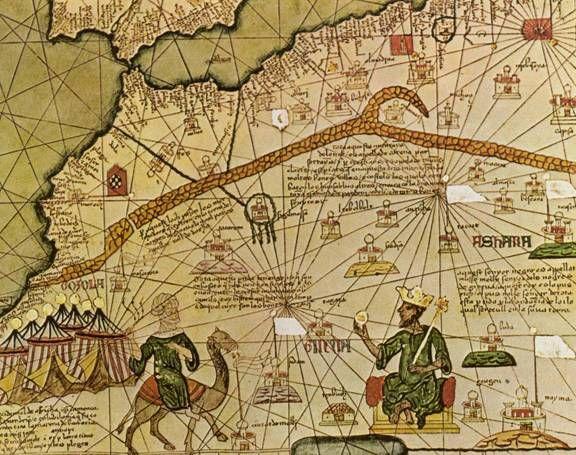 l'antica via della seta