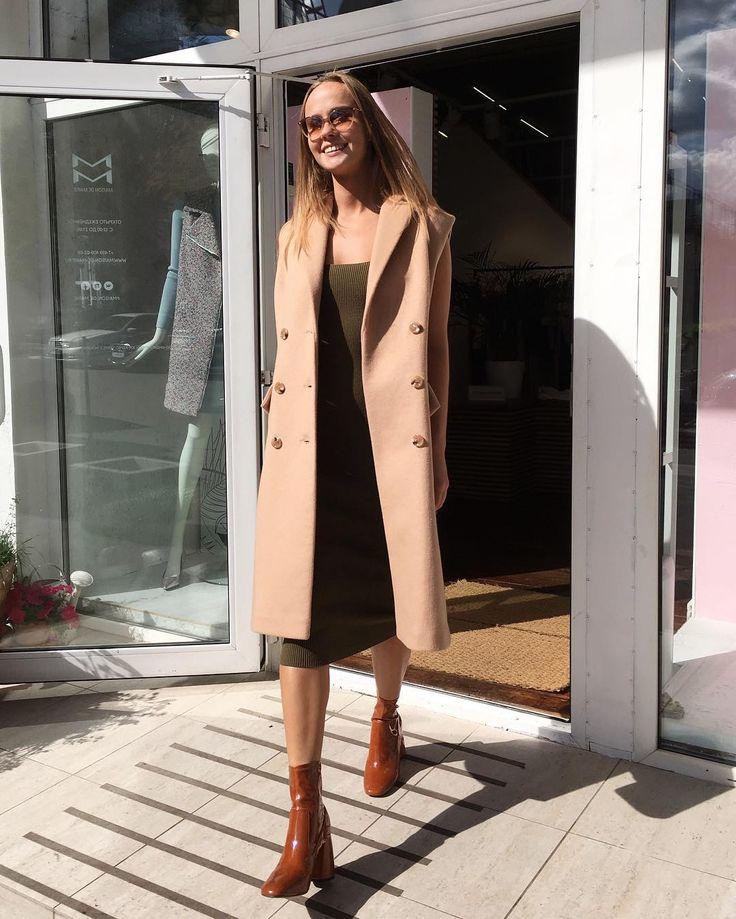 675 отметок «Нравится», 14 комментариев — Marie By Marie / Одежда (@marie_by_marie) в Instagram: «На Оле: 🔹жилет (19.500₽) Состав : 70% шерсть, 30% полиэстр. Размер : 42,44. 🔹платье (7.900₽) размер…»
