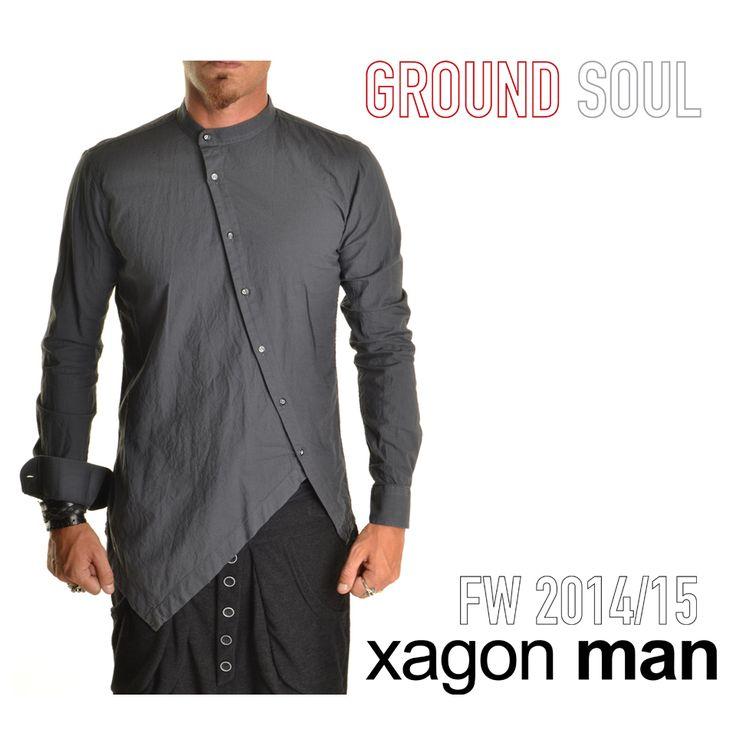 Nuove camice fw14 #xagonman #groundsoul vs #casualchic
