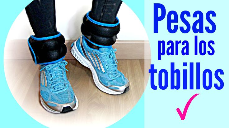#DIY: Pesas para los tobillos Gustamontón. How to make ankle Weights