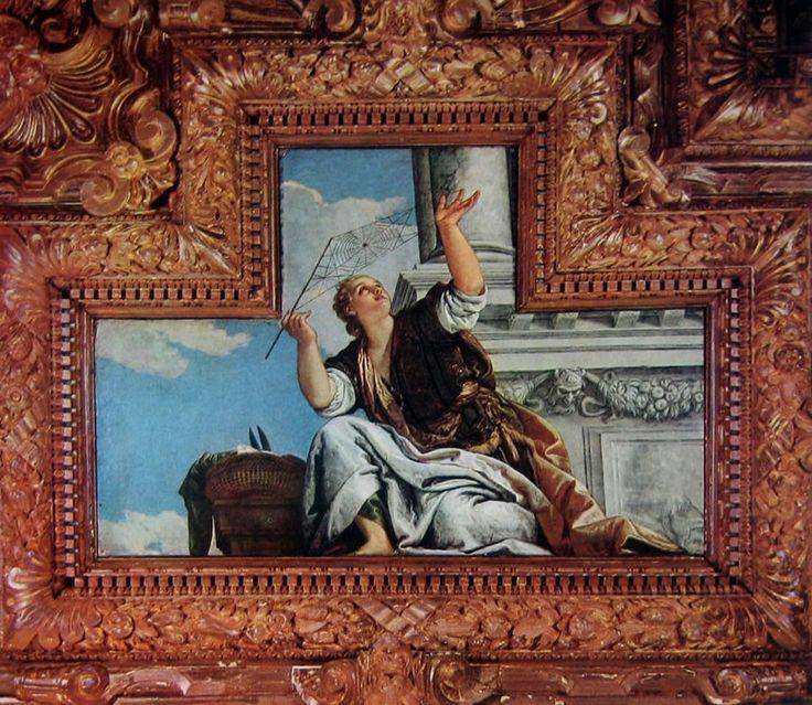 1585-1578. Sala del Collegio.  Dialettica