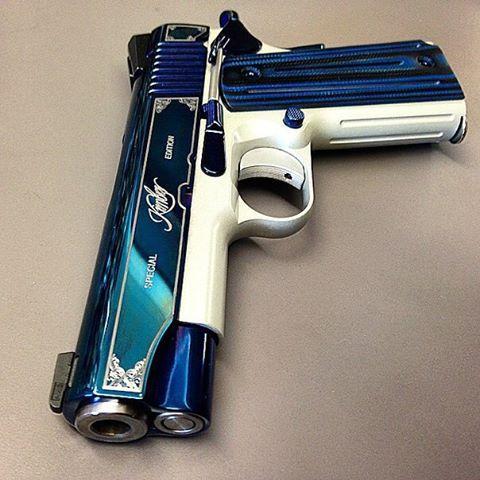 Kimber Sapphire Pro #WeaponVault