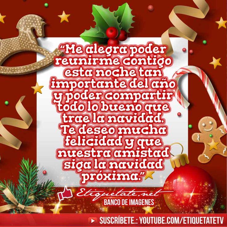 Frases para felicitar la navidad detallez pinterest - Postal navidad original ...