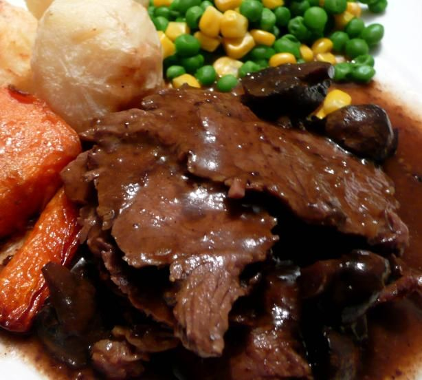 Seriously Delicious Pot Roast...seriously!!!!!