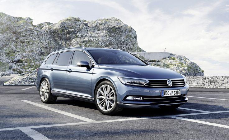 VW Passat B8 Variant 2014