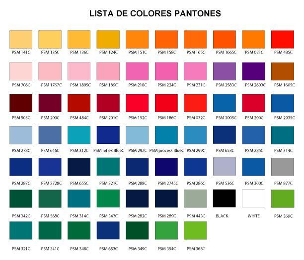 Paletas de colores pintura imagui dise o de espacios for Catalogo de colores de pinturas