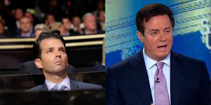 Donald Trump Jr. and Paul Manafort have been called to testify before Senate Judiciary Committee
